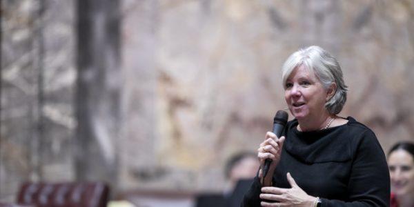 Senator Sharon Nelson